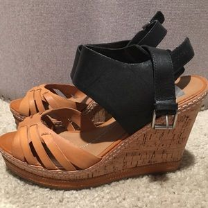 DV platform wedges